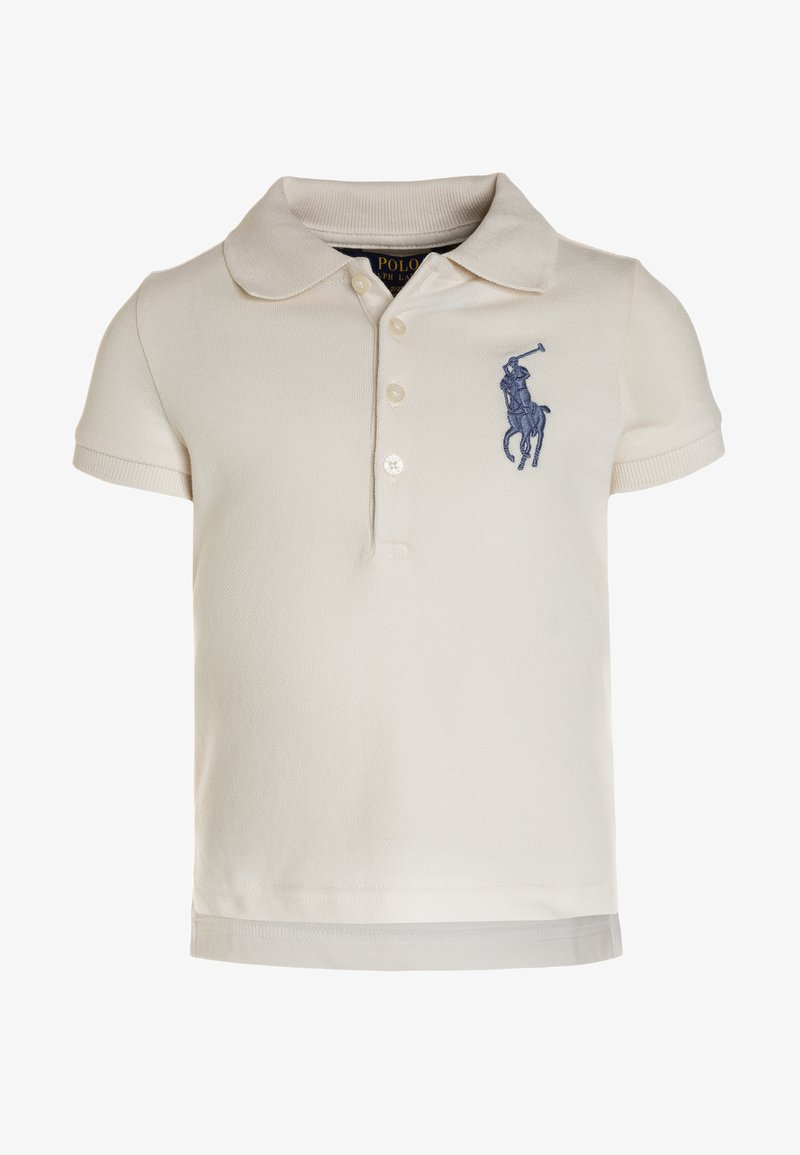 Polo Ralph Lauren - STRETCH BIG - Poloshirt - antique cream