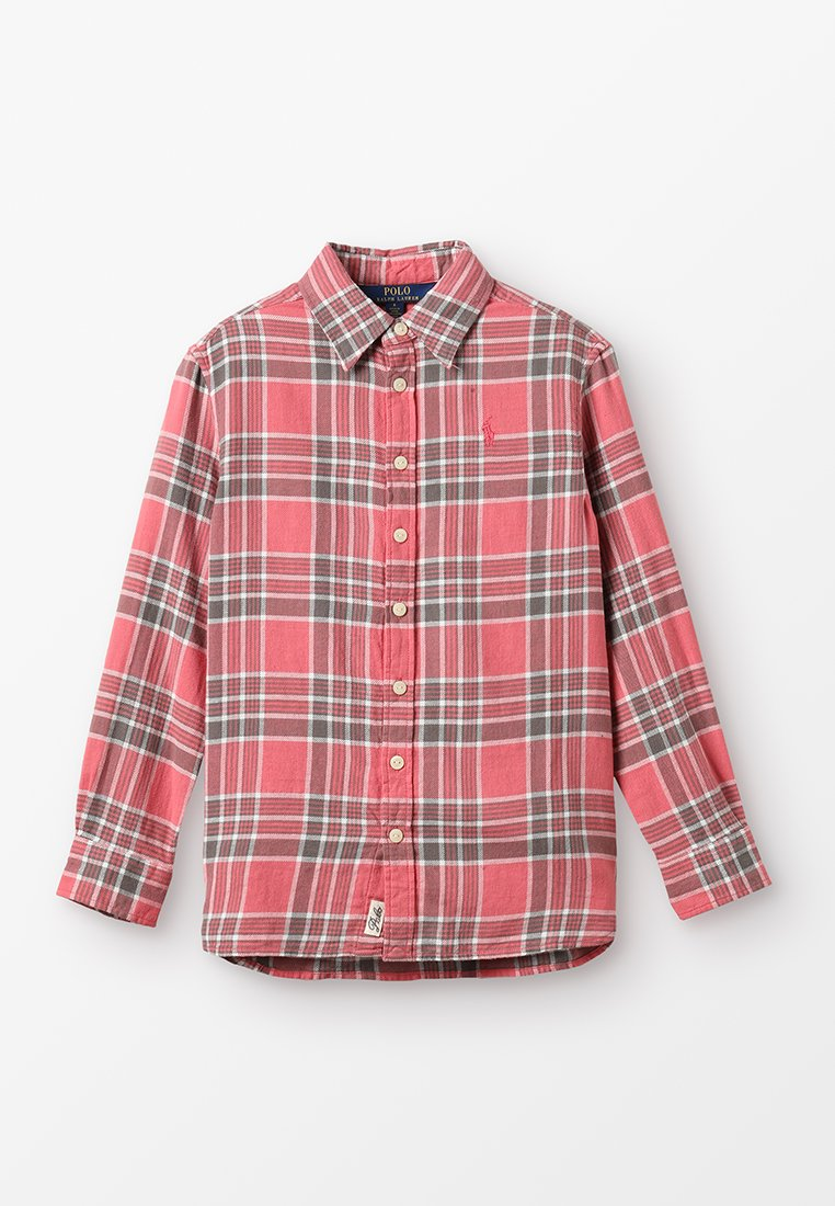 Polo Ralph Lauren - VINTAGE PLAID - Košile - barn red/cream