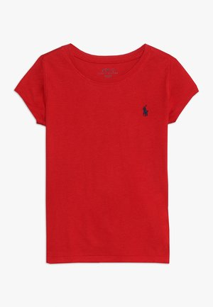 PIMA TEE - T-shirt basic - red