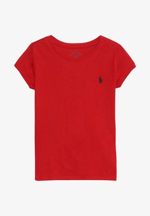 PIMA TEE - T-shirt basique - red