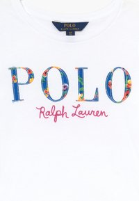 Polo Ralph Lauren - POLO TEE - Maglietta a manica lunga - white - 3