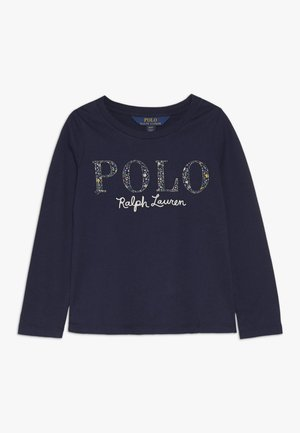POLO TEE - T-shirt à manches longues - french navy