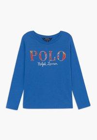 Polo Ralph Lauren - POLO TEE - Longsleeve - colby blue - 0