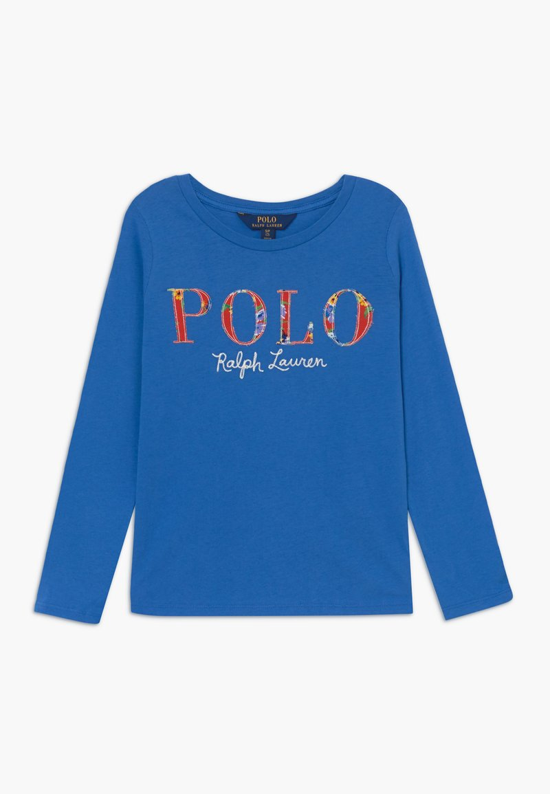 Polo Ralph Lauren - POLO TEE - Longsleeve - colby blue