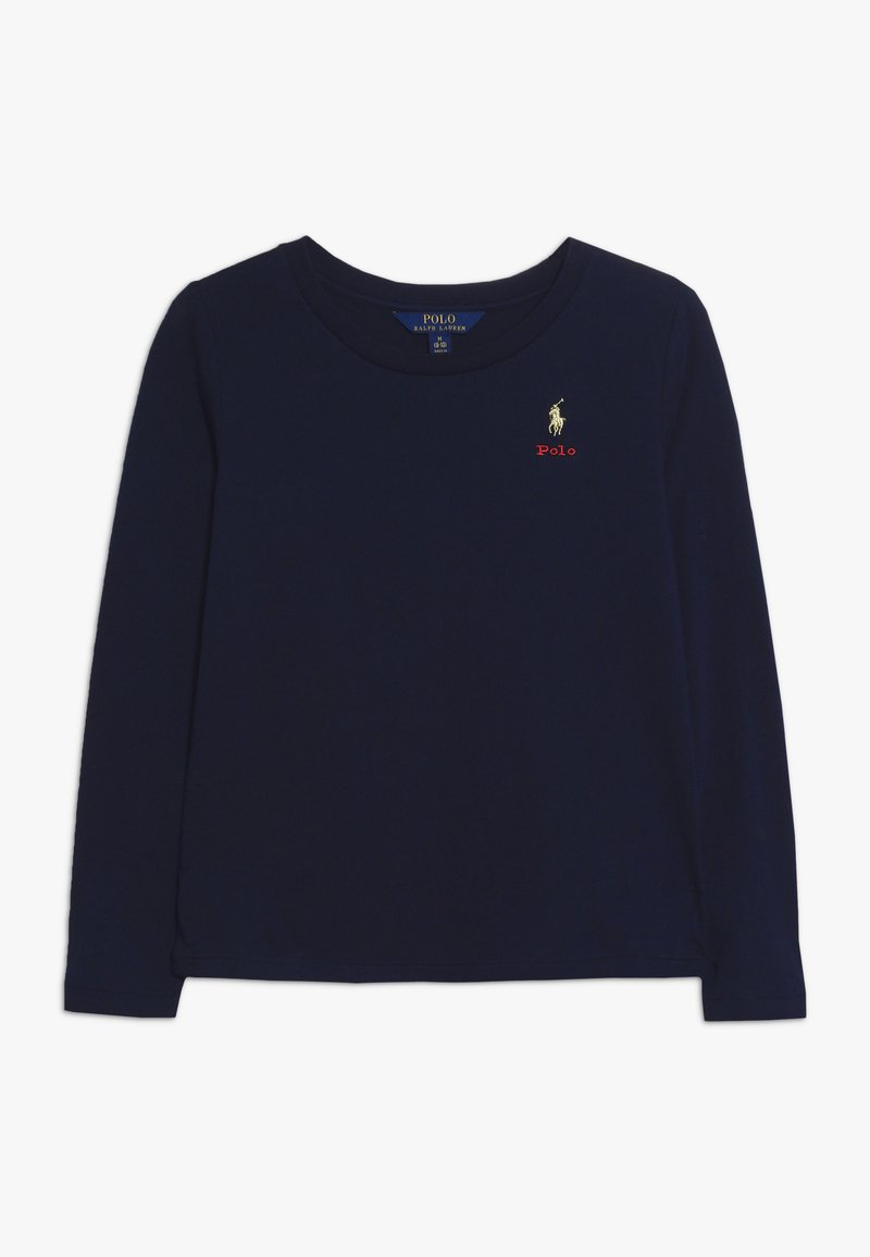 Polo Ralph Lauren - TEE - Top sdlouhým rukávem - cruise navy