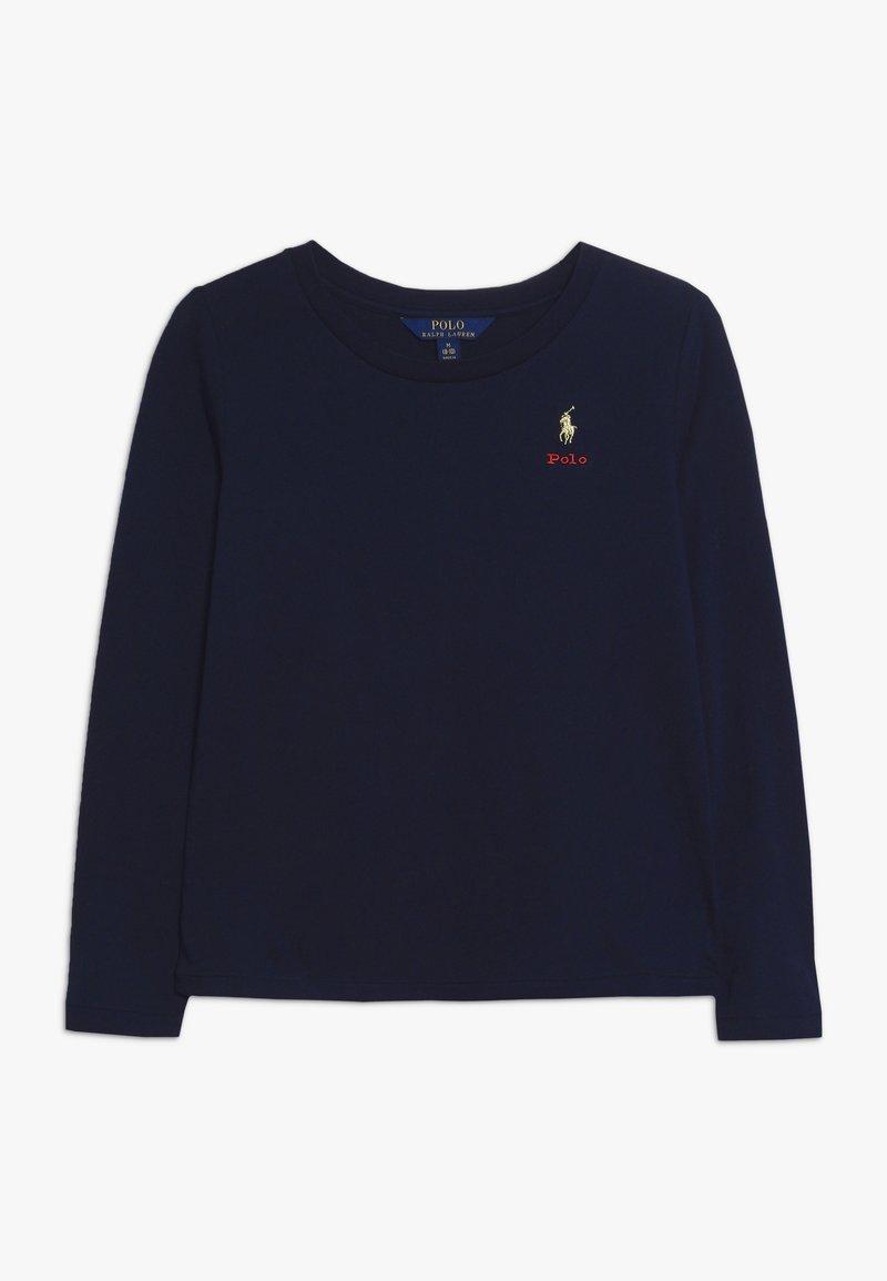 Polo Ralph Lauren - TEE - Bluzka z długim rękawem - cruise navy