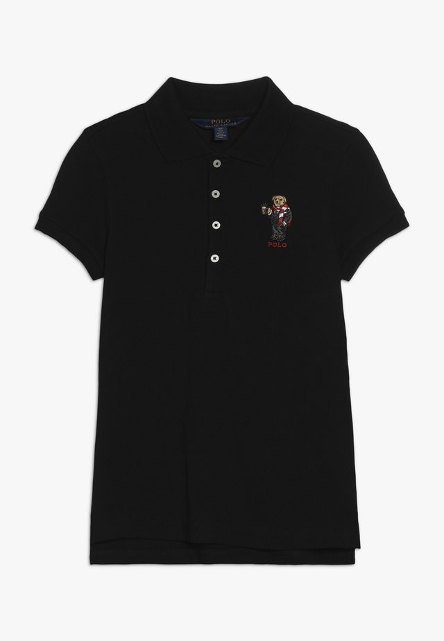 BEAR  - Poloshirt - black