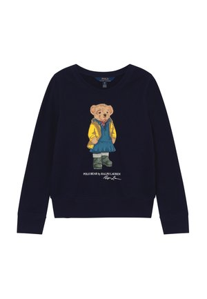 BEAR - Felpa - hunter navy