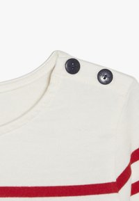 Polo Ralph Lauren - Top sdlouhým rukávem - clubhouse cream/red - 3