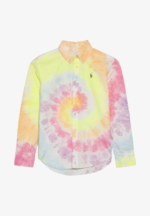 TIE DYE - Košile - multicolor