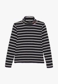 Polo Ralph Lauren - TURT - Long sleeved top - hunter navy/clubhouse cream - 0