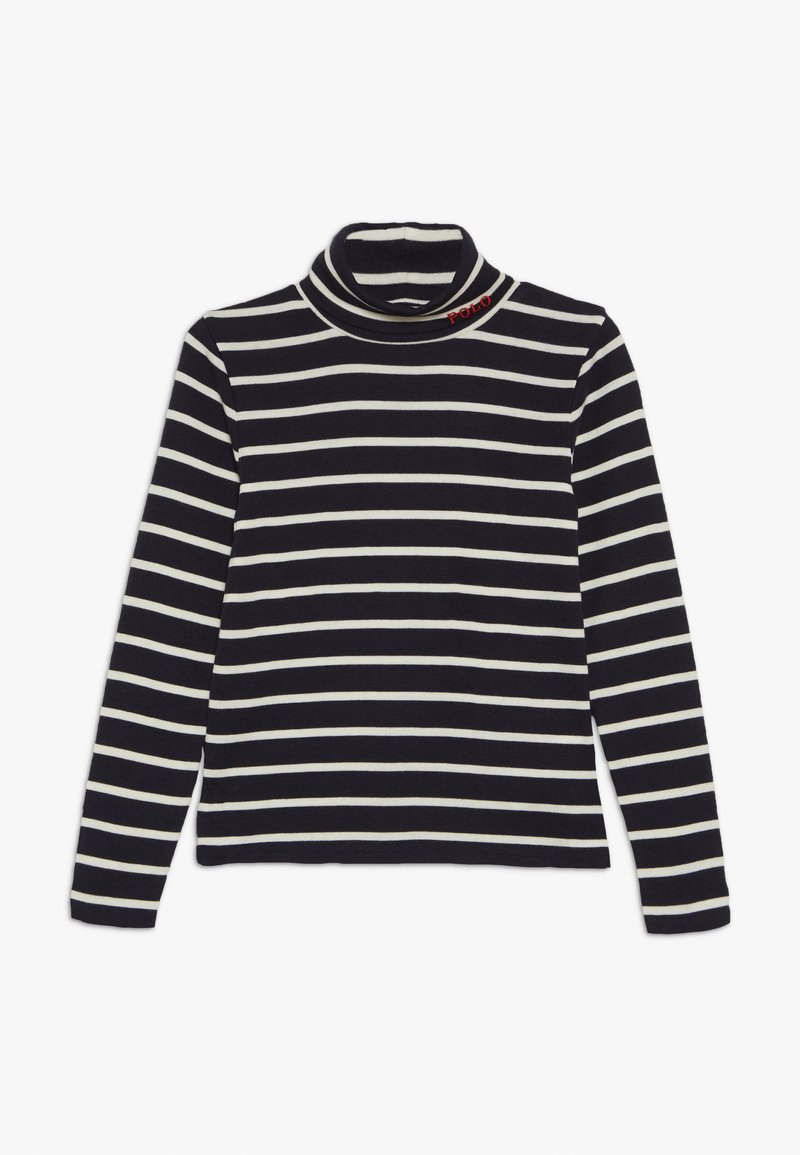 Polo Ralph Lauren - TURT - Maglietta a manica lunga - hunter navy/clubhouse cream