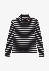 Polo Ralph Lauren - TURT - Maglietta a manica lunga - hunter navy/clubhouse cream - 2