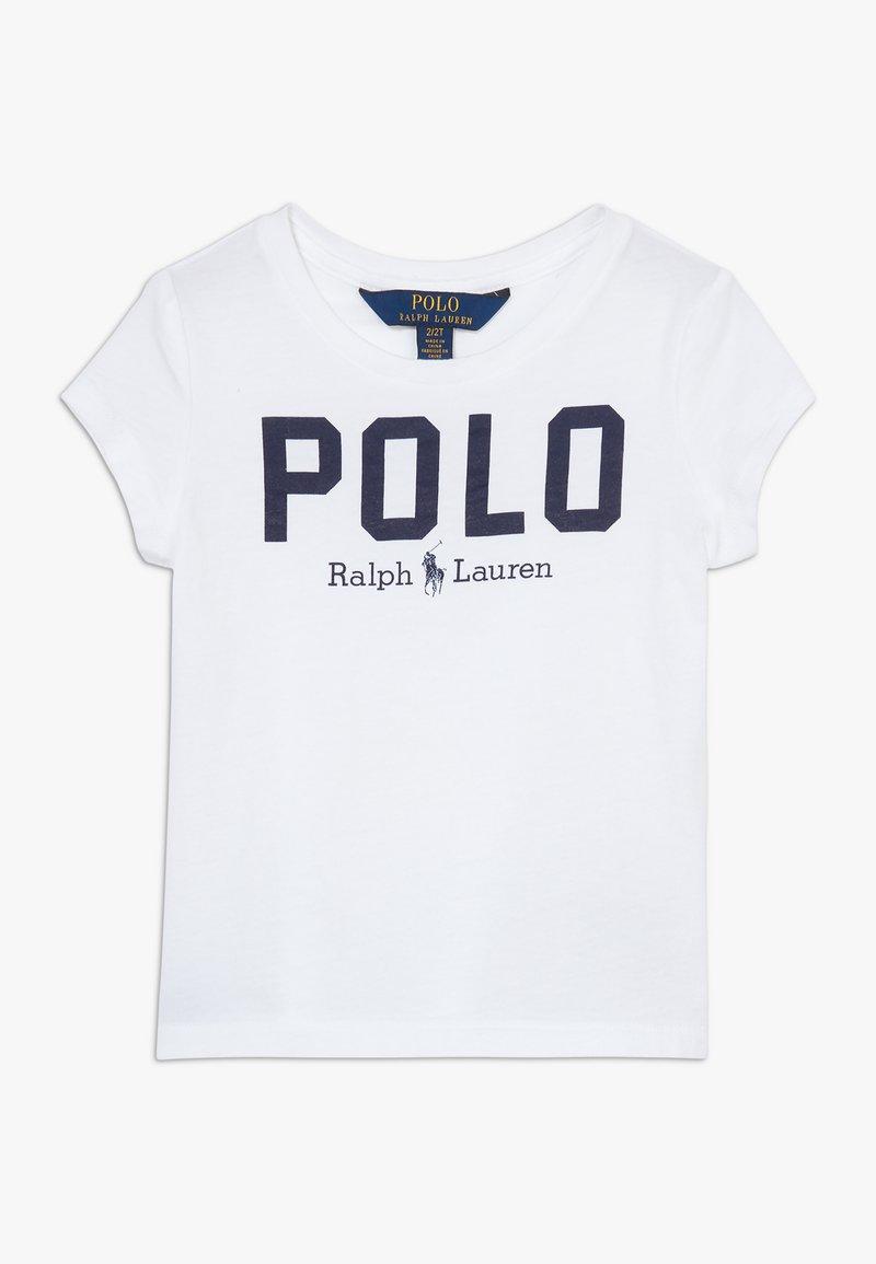 Polo Ralph Lauren - ICON  - T-Shirt print - white