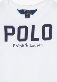 Polo Ralph Lauren - ICON  - T-Shirt print - white - 3