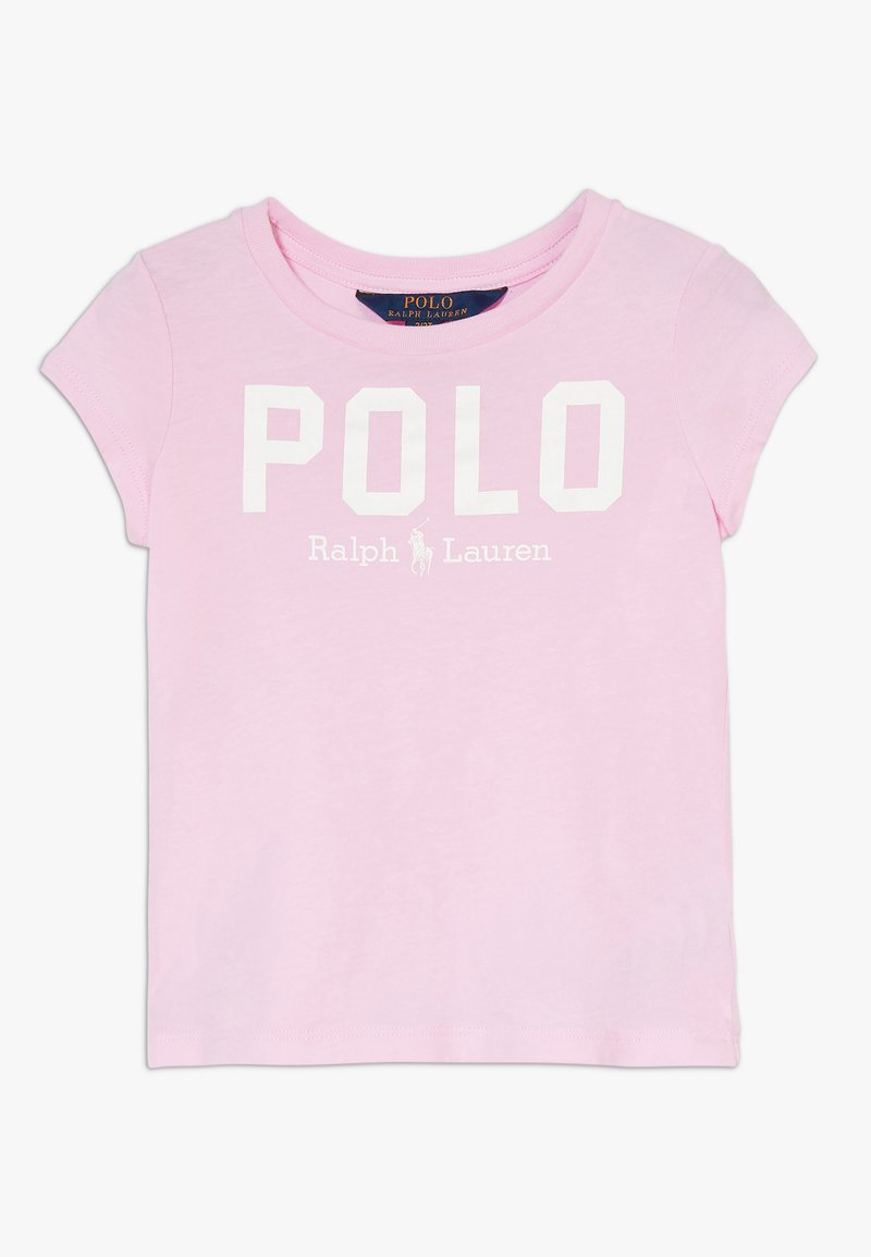 Polo Ralph Lauren - ICON  - T-shirt con stampa - carmel pink