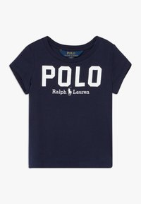 Polo Ralph Lauren - ICON  - Triko s potiskem - french navy - 0