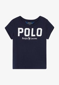 Polo Ralph Lauren - ICON  - Triko s potiskem - french navy - 2