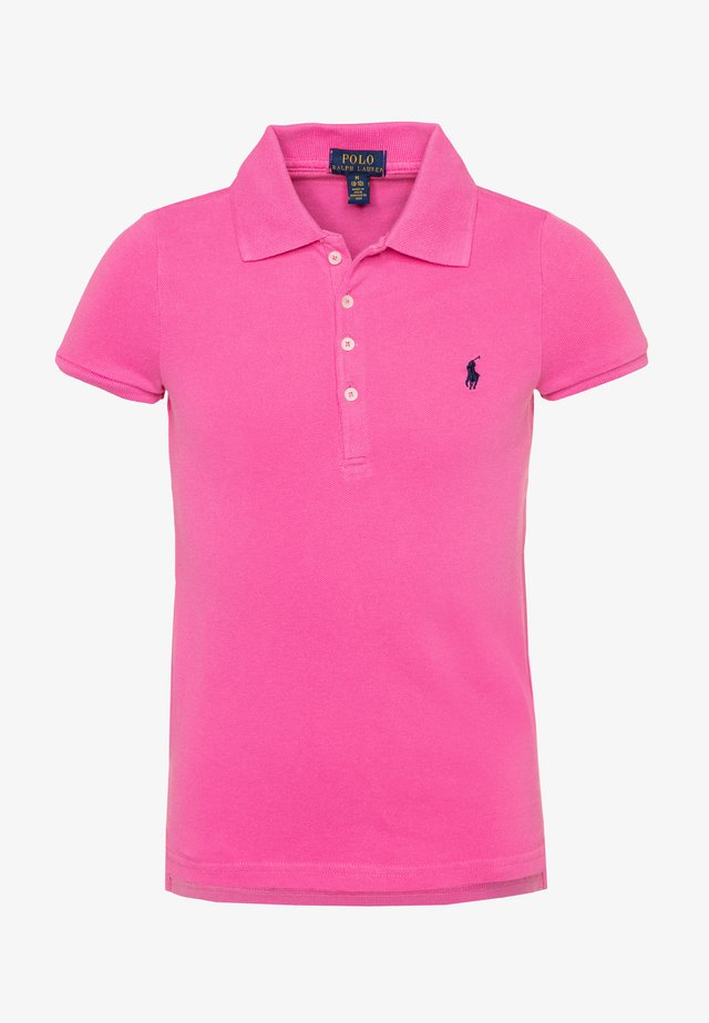 Poloshirt - baja pink