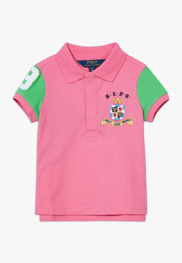 PIECED  - Poloshirt - baja pink
