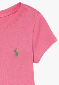 Polo Ralph Lauren - TEE - Jednoduché triko - baja pink/cycle green - 3