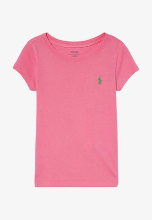 TEE - Camiseta básica - baja pink/cycle green
