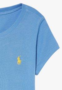 Polo Ralph Lauren - TEE - Camiseta básica - harbor island blue/signal yellow - 3