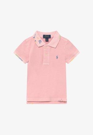 Polo shirt - powder pink