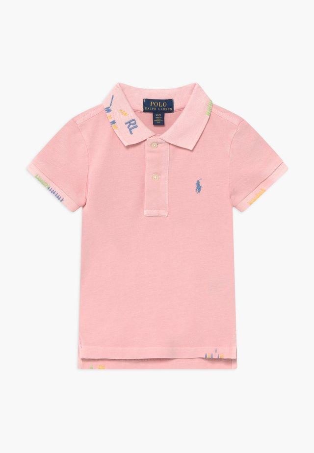 Poloshirt - powder pink