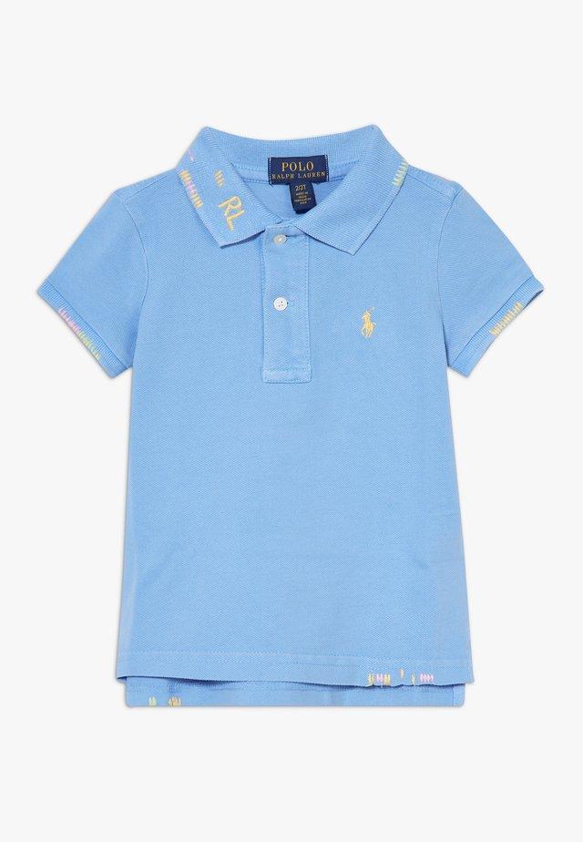 Poloshirt - bristol blue