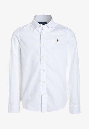 OXFORD - Košile - white