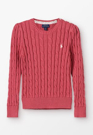 COMBED CABLE - Jumper - adirondack berry