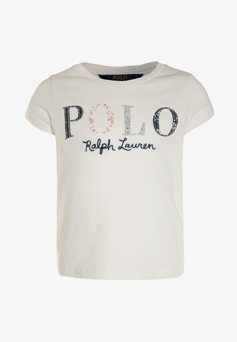 Polo Ralph Lauren - TEE - T-shirt imprimé - antique cream