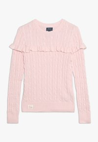 Polo Ralph Lauren - CABLE - Pullover - hint of pink - 0