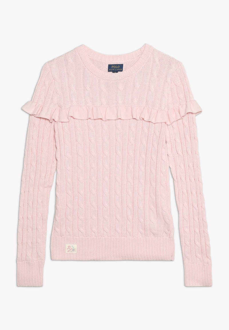 Polo Ralph Lauren - CABLE - Jumper - hint of pink