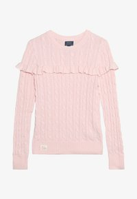Polo Ralph Lauren - CABLE - Pullover - hint of pink - 3