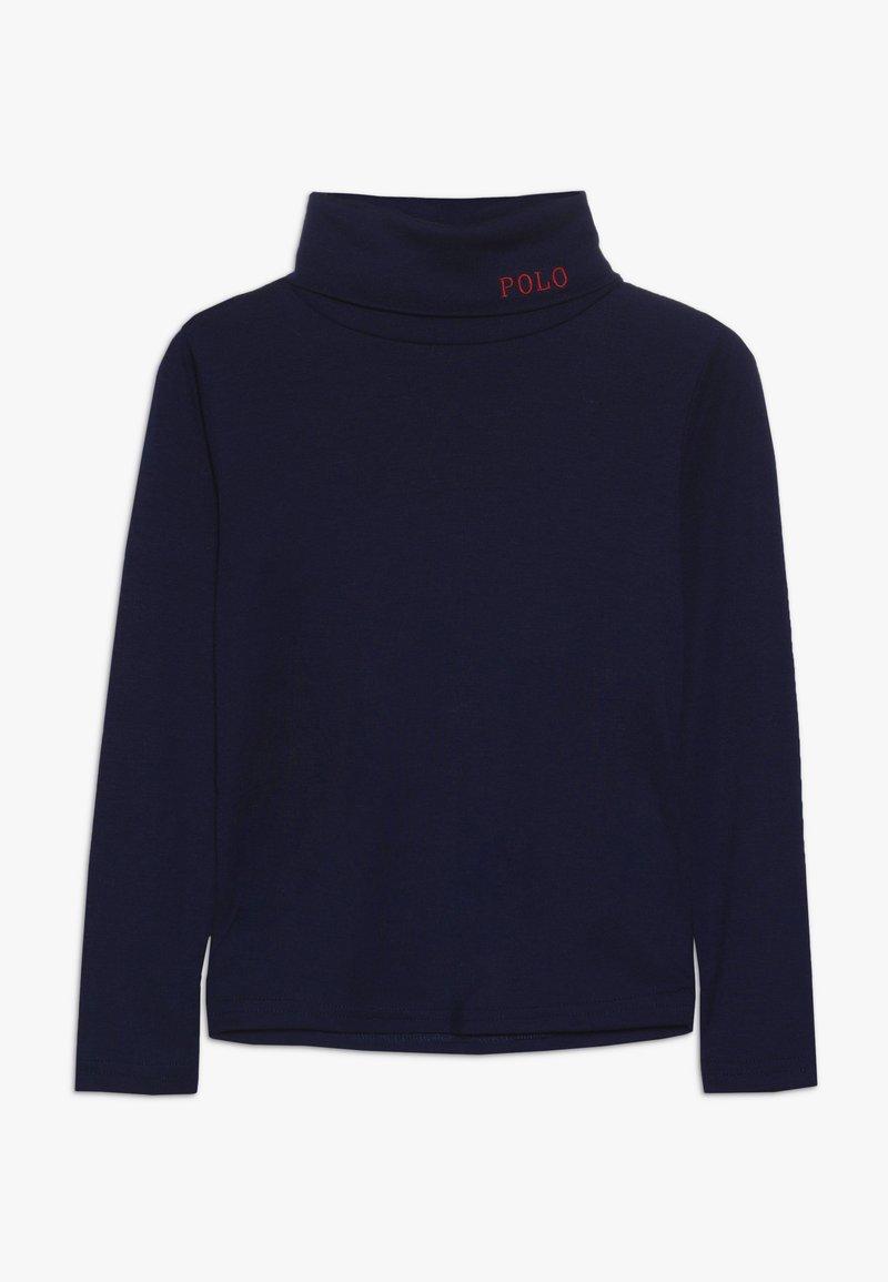 Polo Ralph Lauren - TURTLENK - Top sdlouhým rukávem - french navy