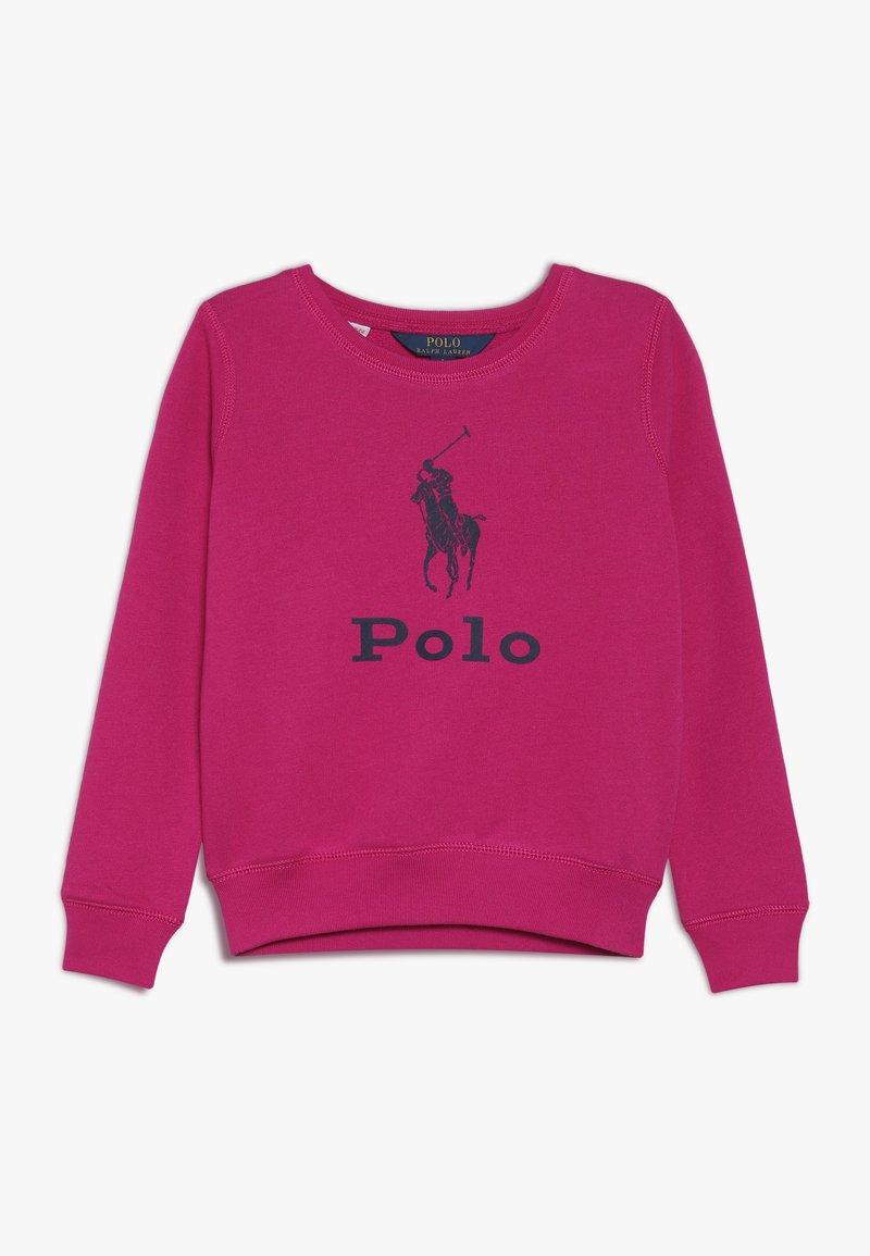 Polo Ralph Lauren - BIG - Sweatshirt - sport pink