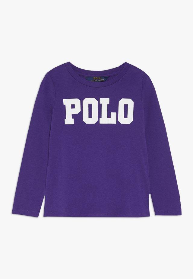 Camiseta de manga larga - purple rage