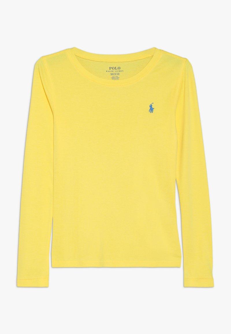Polo Ralph Lauren - TEE - Long sleeved top - sunfish yellow