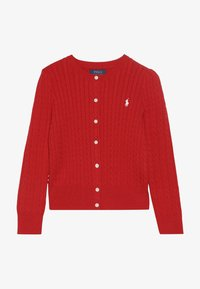Polo Ralph Lauren - CARDIGAN - Kardigan - red - 2