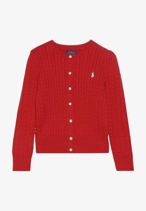 CARDIGAN - Cardigan - red