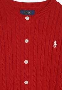 Polo Ralph Lauren - CARDIGAN - Kardigan - red - 3