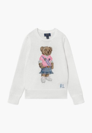 SPRING BEAR - Maglione - trophy cream