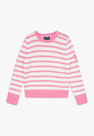 HEART  - Jumper - lauren pink multi