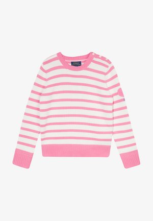 HEART  - Maglione - lauren pink multi