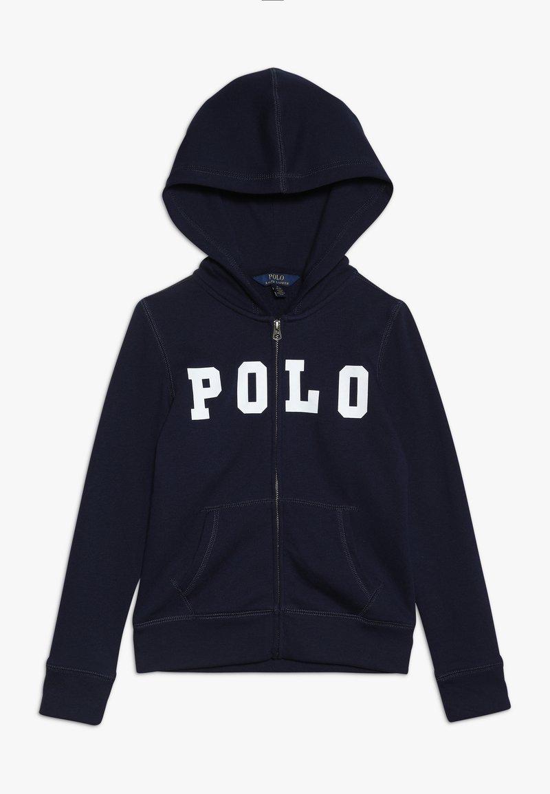 Atlantic Terry Zip Up   Hoodie by Polo Ralph Lauren