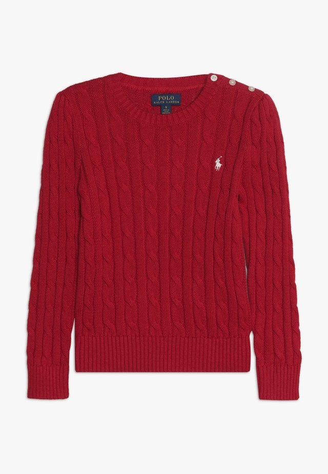 CABLE  - Maglione - red