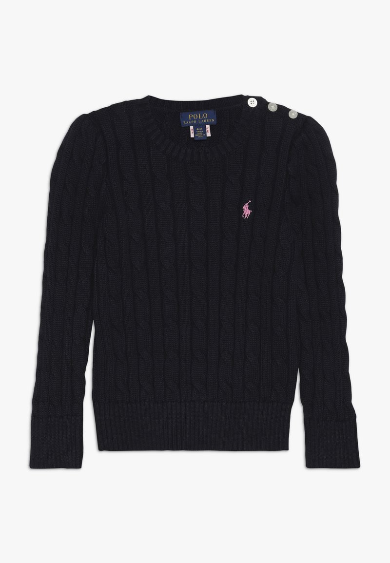 Polo Ralph Lauren - CABLE  - Strickpullover - navy