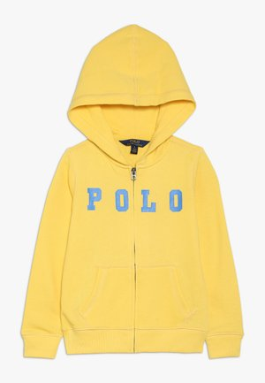 ZIP UP - Mikina na zip - sunfish yellow